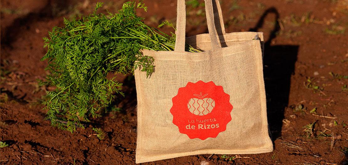 Productos ecológicos de la huerta Riojana, La Huerta de Rïzos